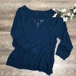 Blue Chaus Sport Sweatshirt
